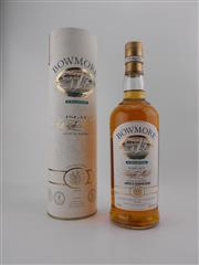 Sale 8531 - Lot 1987 - 1x Bowmore Legend Islay Single Malt Scotch Whisky - in canister
