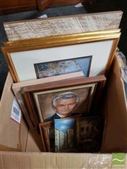 Sale 8548 - Lot 2098 - Collection of Artworks incl Yom, Portrait of Bob Hawke
