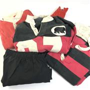 Sale 8793 - Lot 96 - North Sydney Bears Jerseys (4); together with 3 shorts, 1 socks, as worn by Glen Whitney 1969-1974