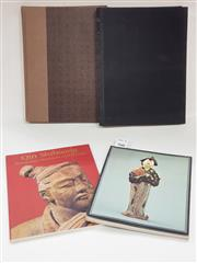 Sale 8822B - Lot 760 - A group of books and catalogues on Chinese Decorative Arts incl. The Horizon - History of China