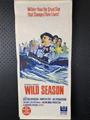 Sale 9003P - Lot 91 - Vintage Movie Poster - Wild Season
