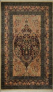 Sale 8439C - Lot 36 - Indian Kashan 156cm x 90cm