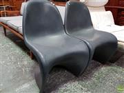 Sale 8566 - Lot 1074 - Pair of Verner Panton Chairs