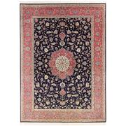 Sale 8840C - Lot 46 - A Pakistani Fine Revival Isfahan Design Carpet, Wool & Silk, 270 x 380cm