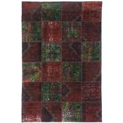 Sale 8890C - Lot 90 - Turkish Vintage Patchwork Carpet, 321x213 cm, Handspun Wool