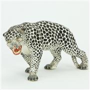 Sale 8372 - Lot 30 - Crown Staffordshire Figure of a Leopard