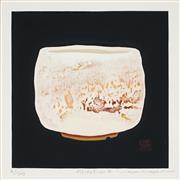 Sale 8794A - Lot 5058 - Haku Maki (1924 - 2000) - Collection - 4 12.5 x 12.5cm