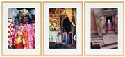 Sale 8958 - Lot 2037 - Charles Bloom (3 works) - Scenes from Ethiopia 39 x 26 cm (frame: 52 x 40 cm x 4 cm), each