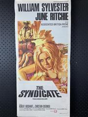 Sale 9003P - Lot 93 - Vintage Movie Poster - The Syndicate