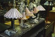 Sale 8337 - Lot 1043 - Collection of Four Table Lamps