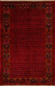 Sale 8439C - Lot 37 - Persian Hassienabad 207cm x 135cm