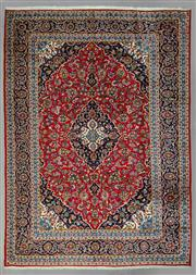 Sale 8539C - Lot 33 - Persian Kashan 400cm x 286cm