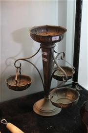 Sale 8195 - Lot 99 - Silver Plated Centrepiece