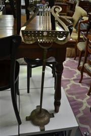 Sale 8093 - Lot 1104 - Metal Music Stand
