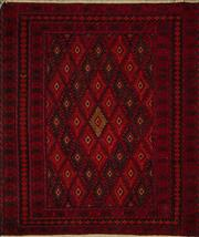 Sale 8439C - Lot 39 - Persian Sumak 176cm x 150cm