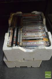 Sale 8530 - Lot 2397 - 2 Boxes of AO DVDs