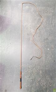 Sale 8589 - Lot 1014 - Cattle Whip