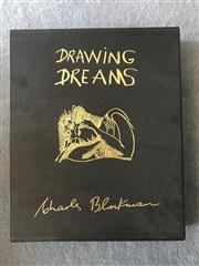 Sale 8815A - Lot 20 - Charles Blackman (1928 - 2018) - Drawing Dreams (folio) contains 38 images