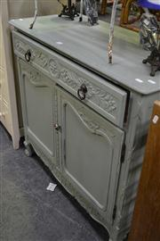 Sale 8046 - Lot 1066 - 19th Century Painted Sideboard
