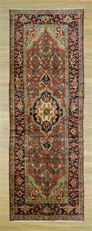 Sale 8585C - Lot 48 - Persian Lilian 315cm x 105cm