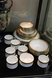 Sale 8296 - Lot 98 - Paragon Athena Dinner Setting for Six