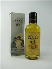 Sale 8329 - Lot 567 - 1x Nika Whisky Yoichi - 2000s Single Malt Japanese Whisky - 180ml in box