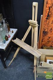 Sale 8530 - Lot 2391 - Wooden Easel