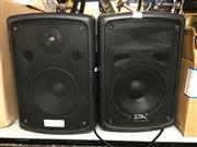 Sale 8659 - Lot 2228 - Pair of Soundking Speakers