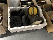 Sale 8797 - Lot 2494 - Box of Plastic Wheels