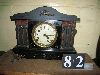 Sale 7504A - Lot 82 - BLACK MANTEL CLOCK