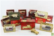 Sale 8563 - Lot 222 - Matchbox Models of Yesteryear in boxes incl Rolls Royce Armoured Car (17)