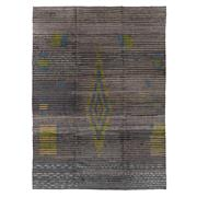 Sale 8890C - Lot 98 - Turkey Rewoven Old Yarn Oushak Carpet,360x262cm, Wool/Hemp