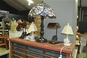 Sale 8337 - Lot 1055 - Collection of Table Lamps (4)