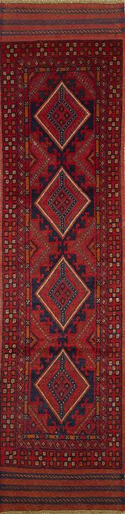 Sale 8345C - Lot 2 - Persian Baluchi Runner 250cm x 65cm
