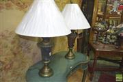 Sale 8359 - Lot 1712 - Pair of Table Lamps