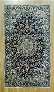 Sale 8585C - Lot 52 - Persian Nain 200cm x 110cm