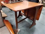 Sale 8741 - Lot 1006 - G Plan Teak Drop Leaf Table