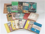 Sale 8822B - Lot 751 - A quantity of books including The Ure Smith miniature Series on Treescapes and Mini Beaches
