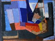 Sale 9031A - Lot 5020 - Kevin Charles (Pro) Hart (1928 - 2006) - Abstract, 1982 52 x 69 cm