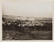 Sale 9092P - Lot 34 - Camped out near Ypres