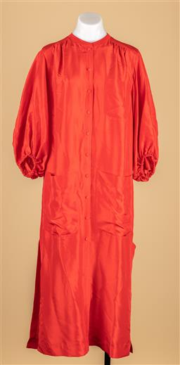 Sale 9250F - Lot 74 - An Oroton Rogue Column Shirt Dress, size 8, new with tags.