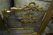 Sale 8093 - Lot 1386 - Iron Framed Fire Screen