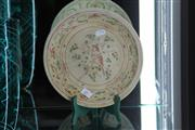 Sale 8160 - Lot 28 - Vietnamese Ceramic Dish
