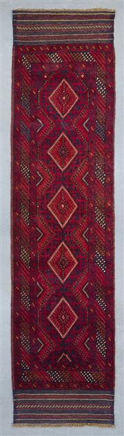 Sale 8480C - Lot 61 - Persian Baluchi 260cm x 55cm