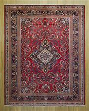 Sale 8585C - Lot 54 - Persian Lilian 402cm x 316cm