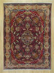 Sale 8585C - Lot 55 - Persian Saruk 405cm x 295cm