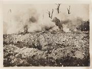 Sale 9092P - Lot 37 - Shell hole Ypres