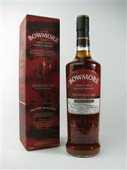 Sale 8329 - Lot 531 - 1x Bowmore Distillery The Devils Casks - Limited Release III Islay Single Malt Scotch Whisky - 56.7% ABV, 700ml in box