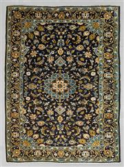 Sale 8539C - Lot 40 - Persian Kashan 200cm x 140cm