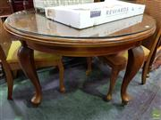 Sale 8570 - Lot 1061 - Maple Dining Table